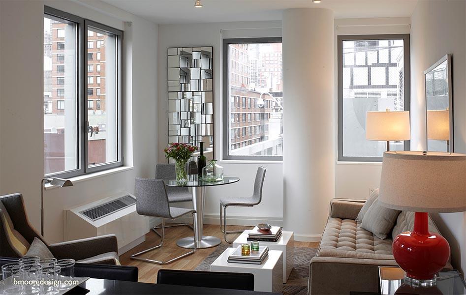 Interior Design NYC - B Moore Design, Inc. Portfolio