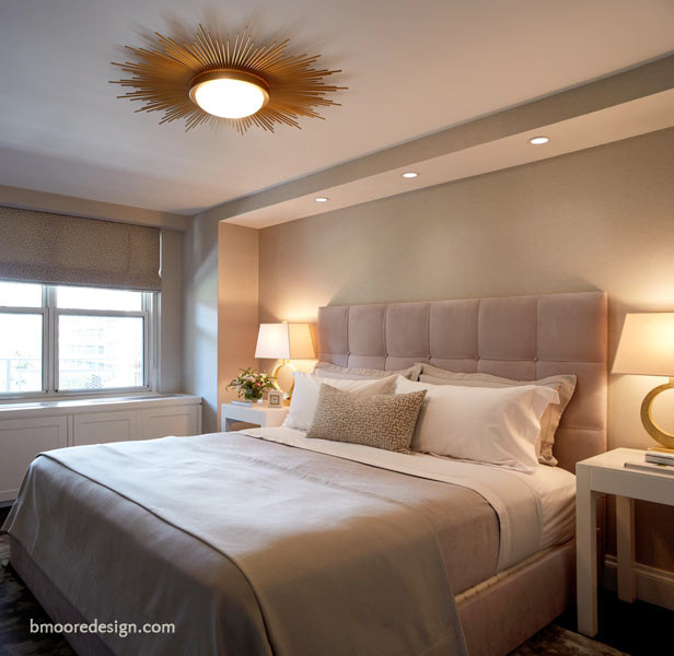Interior design nyc b moore design inc portfolio for Manhattan interior decorators