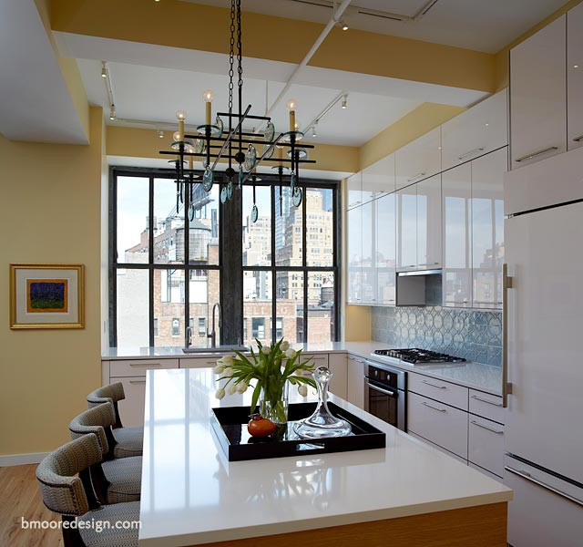 Kitchen Renovation Nyc: B Moore Design, Inc. Portfolio