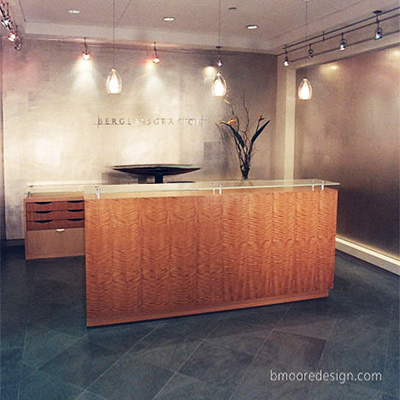 Commercial interior design In NYC by B Moore Design, Brooklyn NY Interior Design Firm