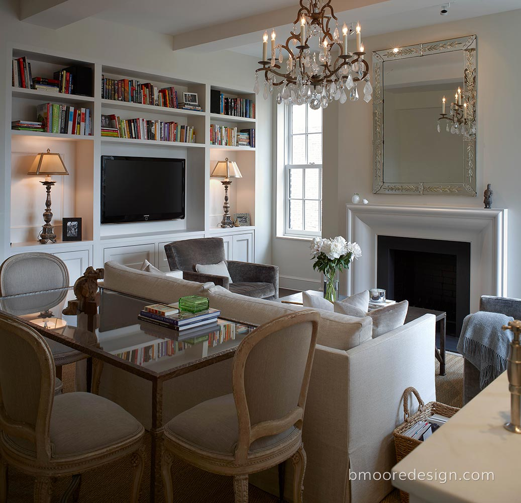 Interior Design NYC - B Moore Design, Inc. Portfolio