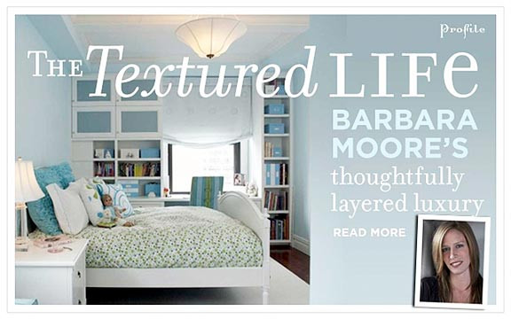 Barbara Moore Interior Designer New York